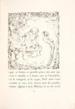 Untitled, pg. 81, in the book Daphnis et Chloé by Longus (translated by Jacques Amyot) (Paris: Ambroise Vollard, 1902).