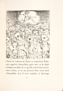 Untitled, pg. 87, in the book Daphnis et Chloé by Longus (translated by Jacques Amyot) (Paris: Ambroise Vollard, 1902).