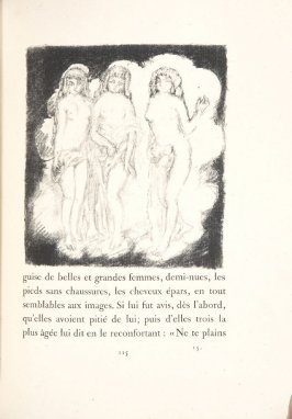 Untitled, pg. 115, in the book Daphnis et Chloé by Longus (translated by Jacques Amyot) (Paris: Ambroise Vollard, 1902).