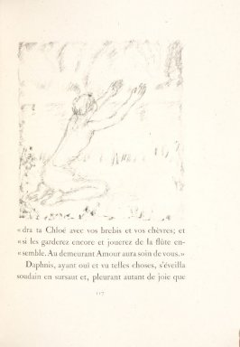 Untitled, pg. 117, in the book Daphnis et Chloé by Longus (translated by Jacques Amyot) (Paris: Ambroise Vollard, 1902).