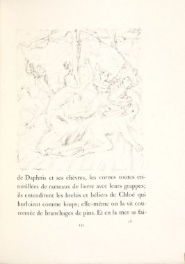 Untitled, pg. 121, in the book Daphnis et Chloé by Longus (translated by Jacques Amyot) (Paris: Ambroise Vollard, 1902).
