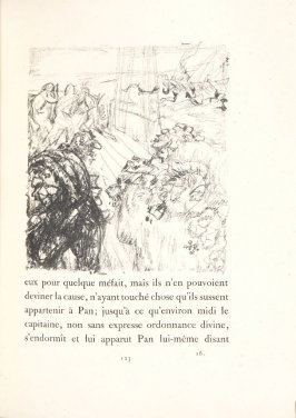 Untitled, pg. 123, in the book Daphnis et Chloé by Longus (translated by Jacques Amyot) (Paris: Ambroise Vollard, 1902).