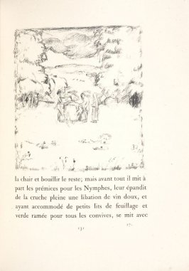 Untitled, pg. 131, in the book Daphnis et Chloé by Longus (translated by Jacques Amyot) (Paris: Ambroise Vollard, 1902).