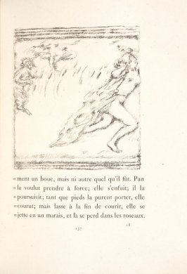 Untitled, pg. 137, in the book Daphnis et Chloé by Longus (translated by Jacques Amyot) (Paris: Ambroise Vollard, 1902).