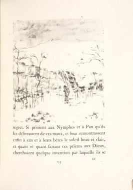 Untitled, pg. 153, in the book Daphnis et Chloé by Longus (translated by Jacques Amyot) (Paris: Ambroise Vollard, 1902).
