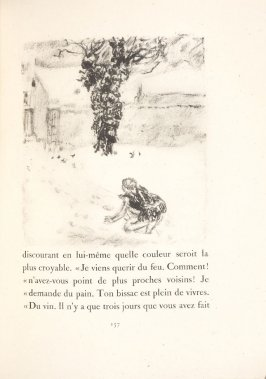 Untitled, pg. 157, in the book Daphnis et Chloé by Longus (translated by Jacques Amyot) (Paris: Ambroise Vollard, 1902).