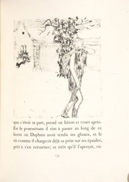 Untitled, pg. 159, in the book Daphnis et Chloé by Longus (translated by Jacques Amyot) (Paris: Ambroise Vollard, 1902).