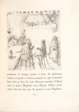 Untitled, pg. 163, in the book Daphnis et Chloé by Longus (translated by Jacques Amyot) (Paris: Ambroise Vollard, 1902).