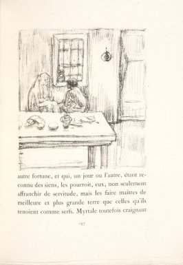 Untitled, pg. 197, in the book Daphnis et Chloé by Longus (translated by Jacques Amyot) (Paris: Ambroise Vollard, 1902).