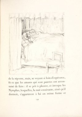 Untitled, pg. 199, in the book Daphnis et Chloé by Longus (translated by Jacques Amyot) (Paris: Ambroise Vollard, 1902).