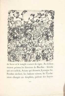 Untitled, pg. 221, in the book Daphnis et Chloé by Longus (translated by Jacques Amyot) (Paris: Ambroise Vollard, 1902).