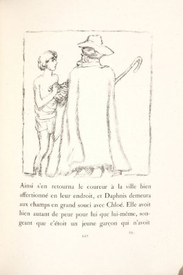 Untitled, pg. 227, in the book Daphnis et Chloé by Longus (translated by Jacques Amyot) (Paris: Ambroise Vollard, 1902).