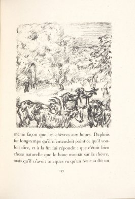 Untitled, pg. 239, in the book Daphnis et Chloé by Longus (translated by Jacques Amyot) (Paris: Ambroise Vollard, 1902).