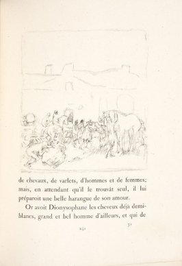 Untitled, pg. 241, in the book Daphnis et Chloé by Longus (translated by Jacques Amyot) (Paris: Ambroise Vollard, 1902).