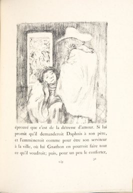 Untitled, pg. 249, in the book Daphnis et Chloé by Longus (translated by Jacques Amyot) (Paris: Ambroise Vollard, 1902).