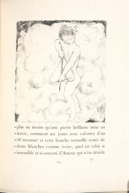 Untitled, pg. 251, in the book Daphnis et Chloé by Longus (translated by Jacques Amyot) (Paris: Ambroise Vollard, 1902).