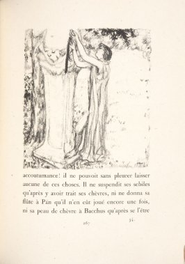 Untitled, pg. 267, in the book Daphnis et Chloé by Longus (translated by Jacques Amyot) (Paris: Ambroise Vollard, 1902).