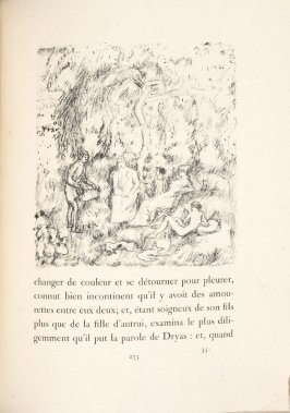 Untitled, pg. 275, in the book Daphnis et Chloé by Longus (translated by Jacques Amyot) (Paris: Ambroise Vollard, 1902).