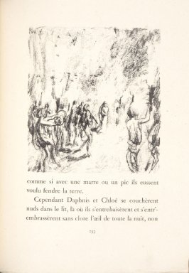 Untitled, pg. 293, in the book Daphnis et Chloé by Longus (translated by Jacques Amyot) (Paris: Ambroise Vollard, 1902).