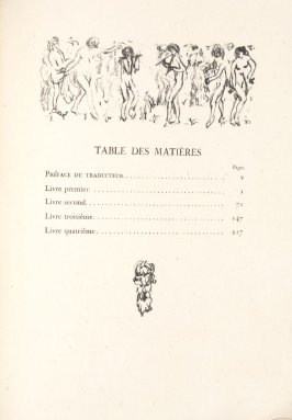 Untitled, pg. 295, in the book Daphnis et Chloé by Longus (translated by Jacques Amyot) (Paris: Ambroise Vollard, 1902).