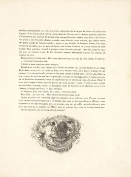 Untitled, tailpiece, pg. 27, in the book Dingo by Octave Mirbeau (Paris: Abroise Vollard, 1924)