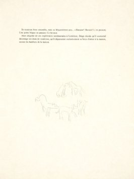 Untitled, tailpiece, pg. 49, in the book Dingo by Octave Mirbeau (Paris: Ambroise Vollard, 1924)