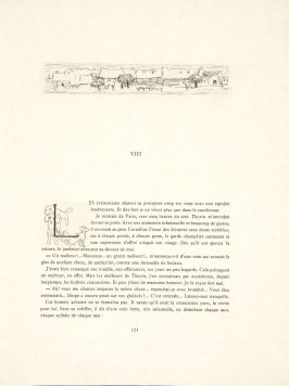 Untitled, headpiece, pg. 123, in the book Dingo by Octave Mirbeau (Paris: Ambroise Vollard, 1924)