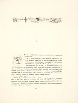 Untitled, headpiece, pg. 151, in the book Dingo by Octave Mirbeau (Paris: Ambroise Vollard, 1924)