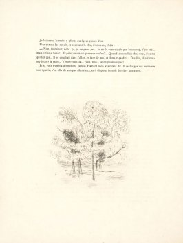 Untitled, tailpiece, pg. 194, in the book Dingo by Octave Mirbeau (Paris: Ambroise Vollard, 1924)