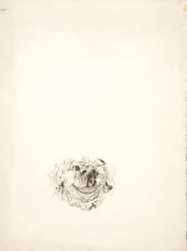 Untitled, working proof of pg. 27, in the book Dingo by Octave Mirbeau (Paris: Ambroise Vollard, 1924)