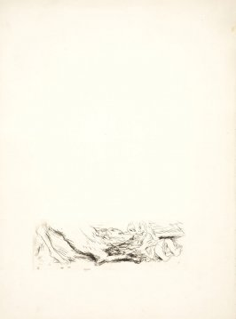 Untitled, working proof of pg. 99, in the book Dingo by Octave Mirbeau (Paris: Ambroise Vollard, 1924)