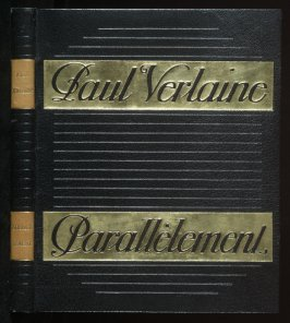 Parallèlement by Paul Verlaine (Paris: Ambroise Vollard, 1900).