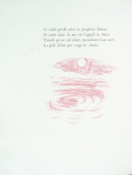 Untitled, pg. 20 , in the book Parallèlement by Paul Verlaine (Paris: Ambroise Vollard, 1900).