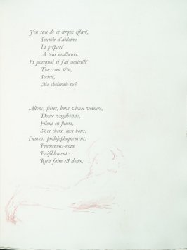 Untitled, pg. 55 , in the book Parallèlement by Paul Verlaine (Paris: Ambroise Vollard, 1900).