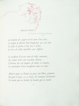 Untitled, pg. 71 , in the book Parallèlement by Paul Verlaine (Paris: Ambroise Vollard, 1900).