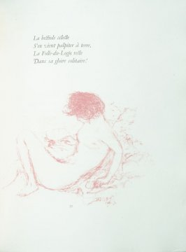 Untitled, pg. 77 , in the book Parallèlement by Paul Verlaine (Paris: Ambroise Vollard, 1900).