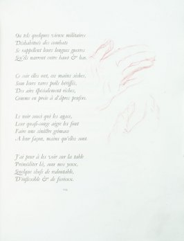 Untitled, pg. 109 , in the book Parallèlement by Paul Verlaine (Paris: Ambroise Vollard, 1900).