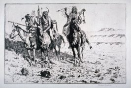 Sioux Scouts, Montana