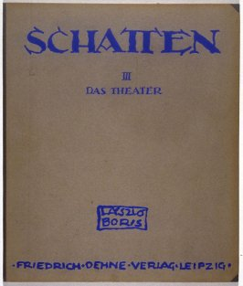 Schatten III: Das Theater (Shadow III: Theatre)