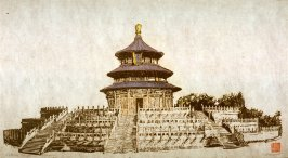 (Peking Temple of Heaven)