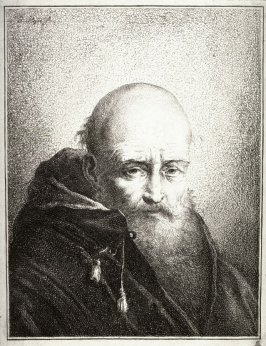 Head of a Monk