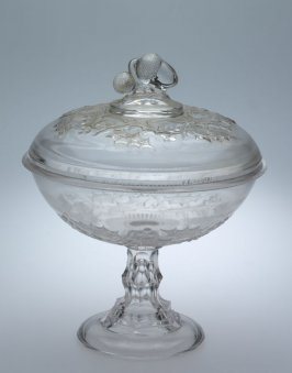 Covered compote