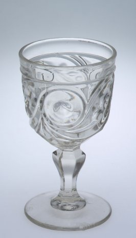 Goblet with Comet pattern