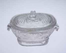 Minature tureen with lid