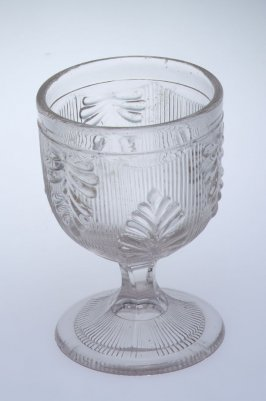 Egg cup Inverted fern