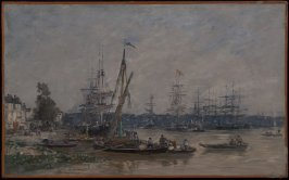 Harbor at Bordeaux