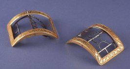 Pair of Shoe Buckles