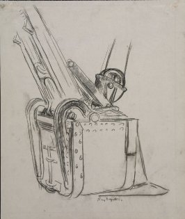 Untitled (Steam Shovel Arm)