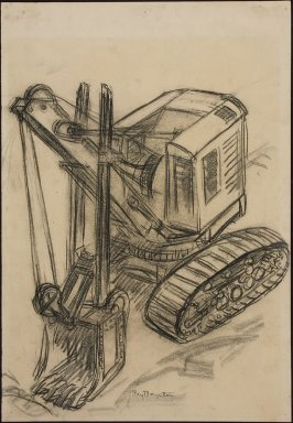 Untitled (Steam Shovel)