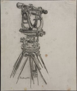 Untitled (Surveyor's Instrument)